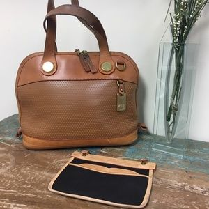 Vintage Dooney & Bourke Leather Purse